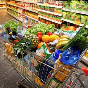 Магазины продуктов Юрино