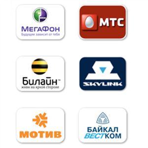 Операторы сотовой связи Юрино