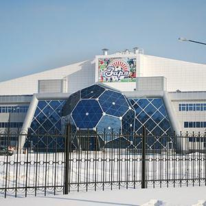 Спортивные комплексы Юрино