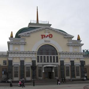 Железнодорожные вокзалы Юрино